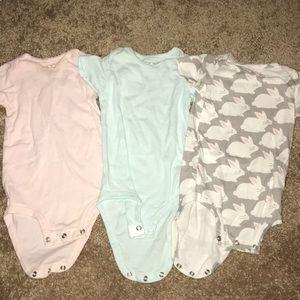 Other - Baby girls onesie bundle